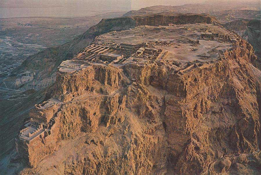 touring israel massada